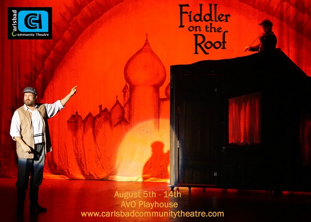 Fiddler On The Roof Promo Photo