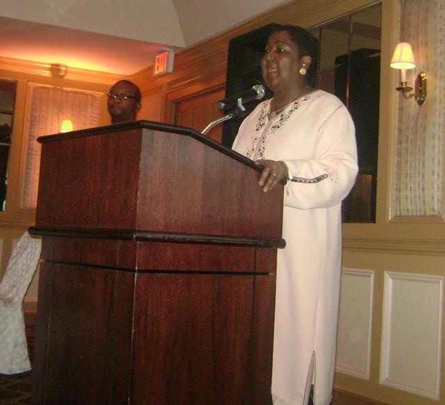 Mrs. Norman 2011