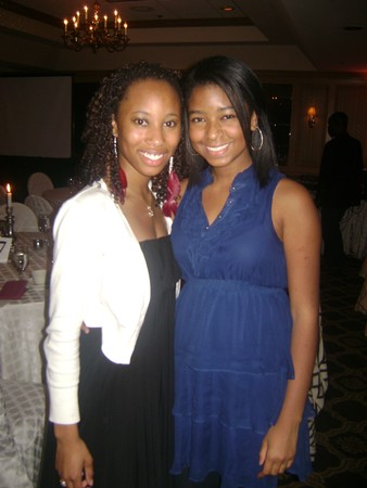 Lelai Givens and LeeAnn Dunn 2011
