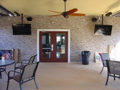 Outside Heated Covered Patio Area 2