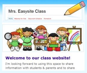 build an impressive classroom website in under an hour