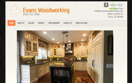 Evans Woodworking