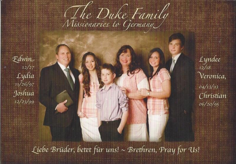 The Duke Family