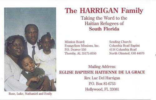 Luke Harrigan & Family