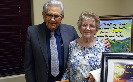 Milton & Phyllis Hickey