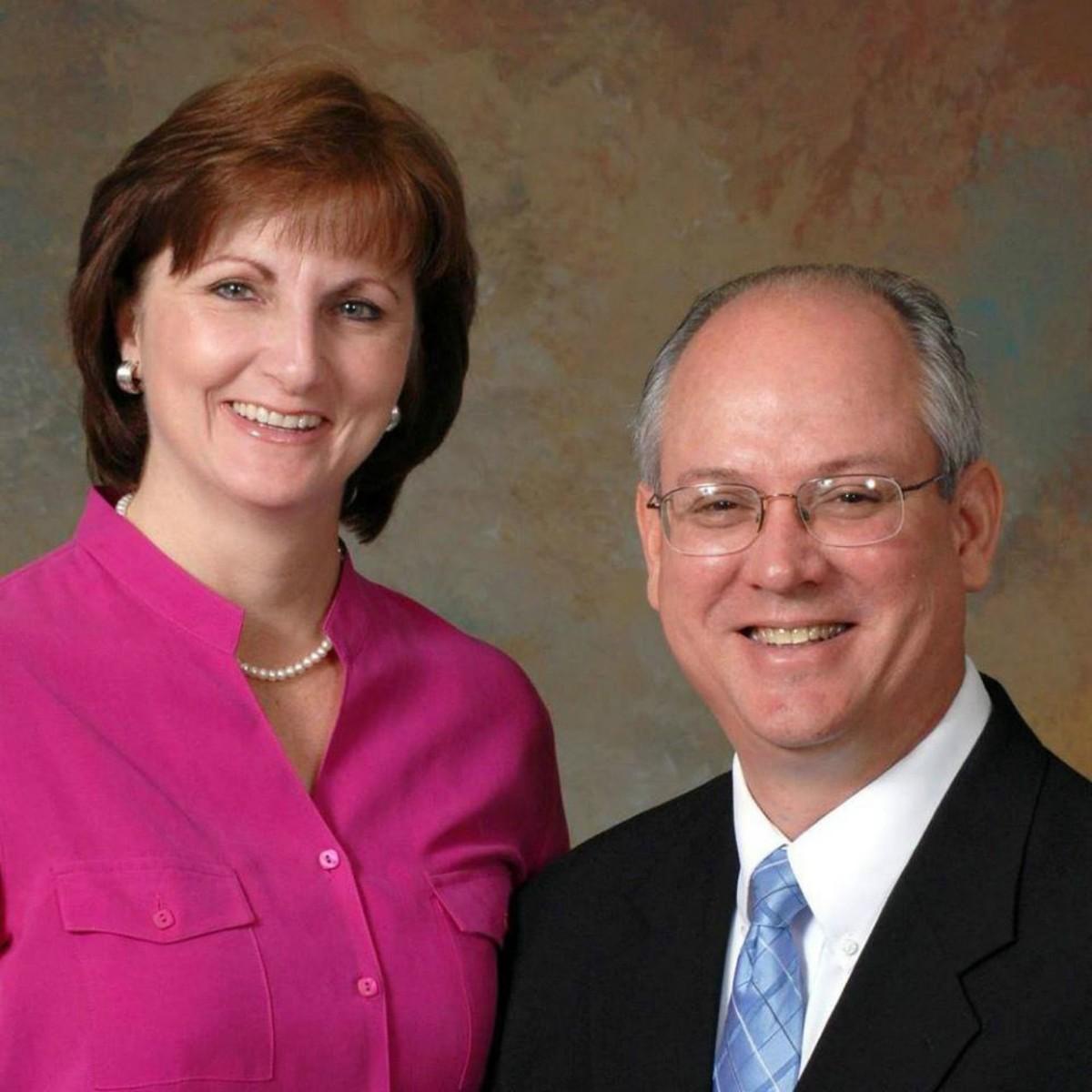 Eddie & Cindy Mills