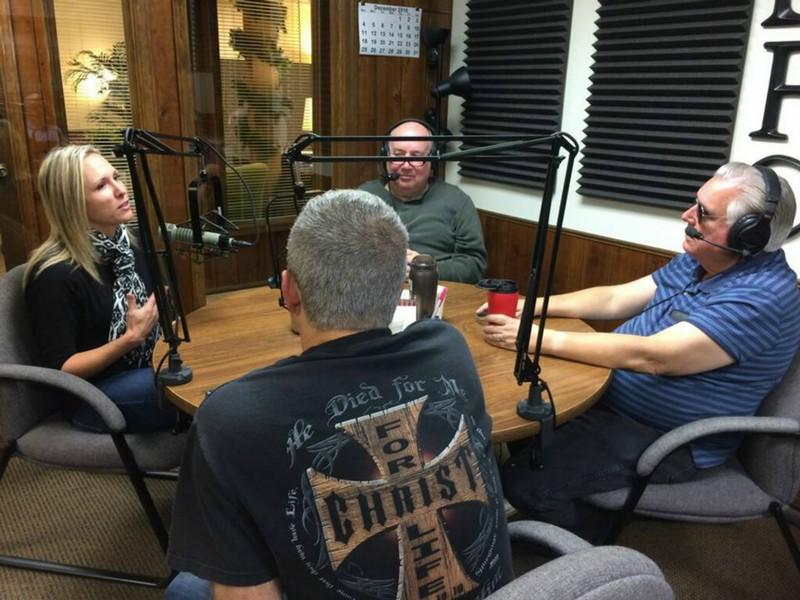 Tara's Branson, MO radio interview