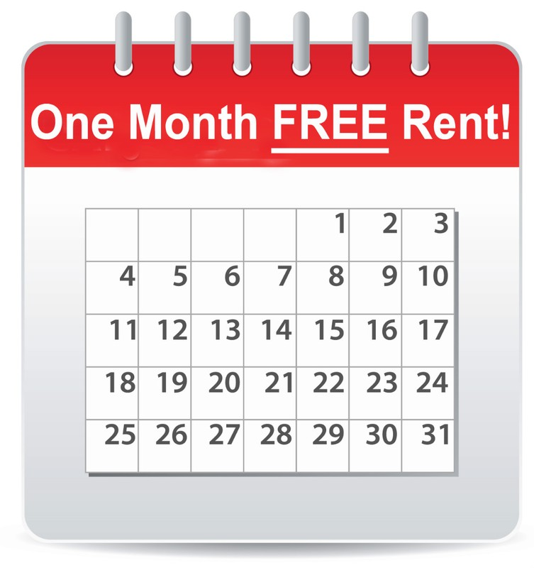 Up To One Month Free