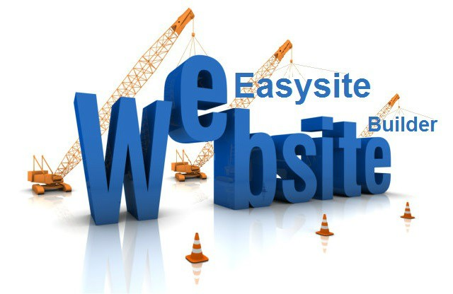 site builder from easysite