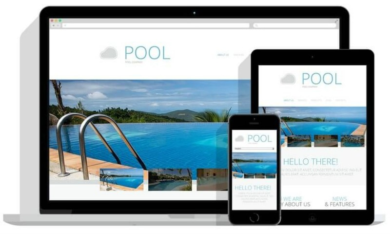 Picture: A Responsive Website Means It Will Look Good On Any Device