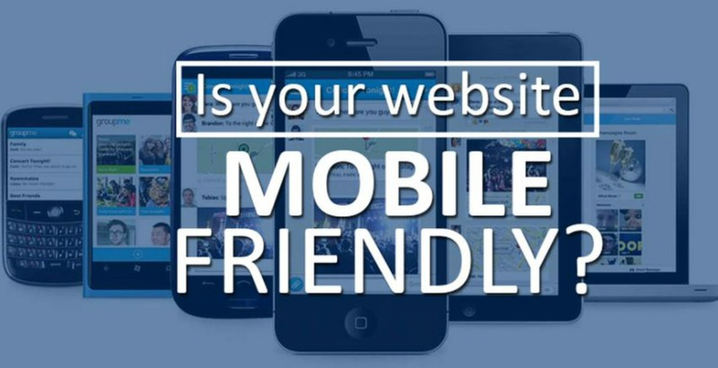 Use Easysite to build your mobile friendly website