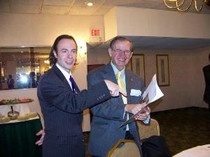 Wayne and Cornelius Marek