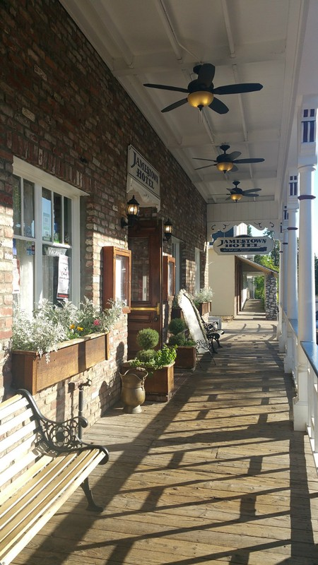 The Jamestown Hotel