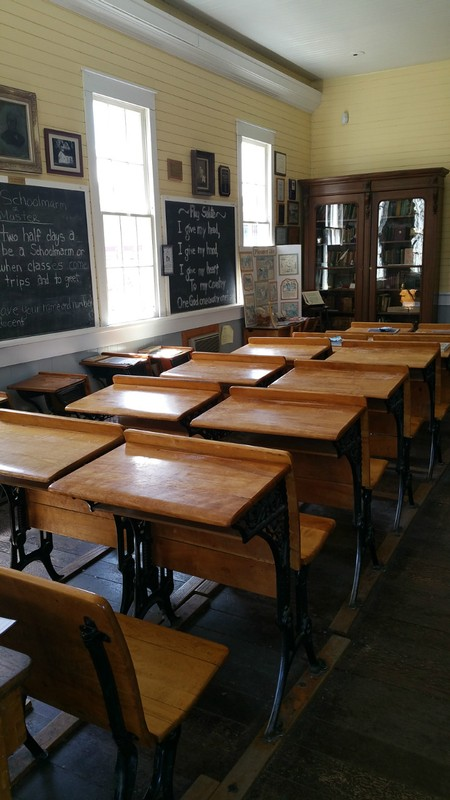School House - Old Sacramento