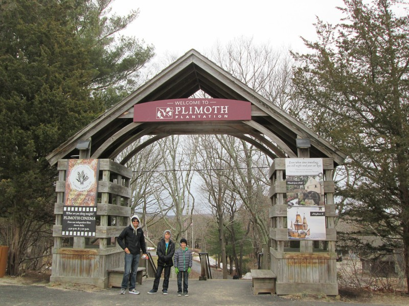 Plimoth Plantation - A Family Guide