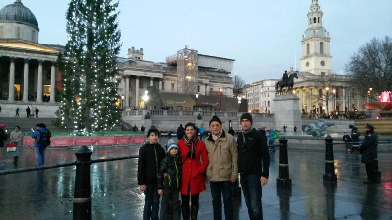 Trafalgar Square - London