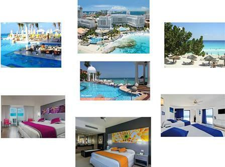 Hotel Riu Cancun Mexico