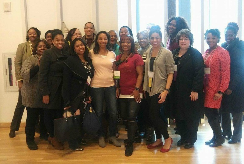 Workshop Participants - Women Of Color Task Force 35th Annual Career Conference
