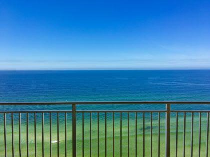 DIRECTLY ON THE BEACH, THIS IS YOUR VIEW FROM YOUR 15th FLOOR CONDO DECK
