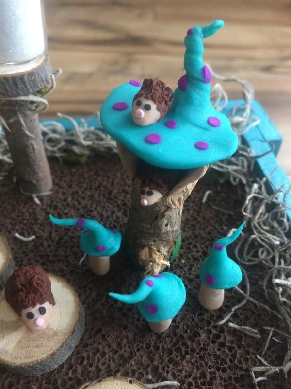 Hedgehog tree and family