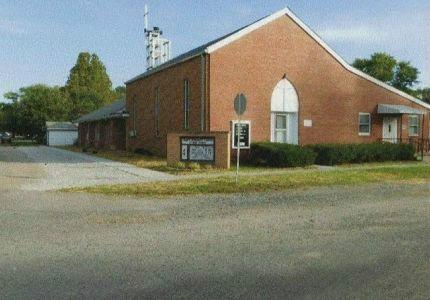 United Methodist Church at New Athens