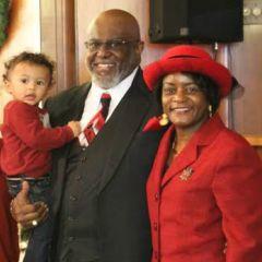 Pastor Gerald and Paulette Savage