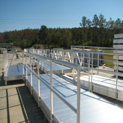 Liberty Catwalks: Prefabricated Aluminum Catwalks