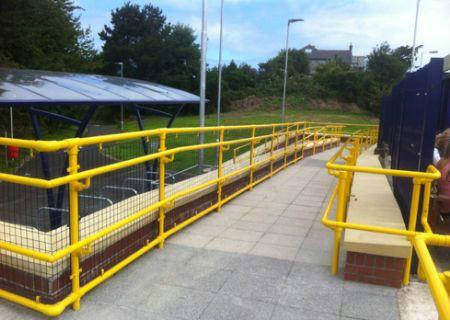 OSHA Handrails