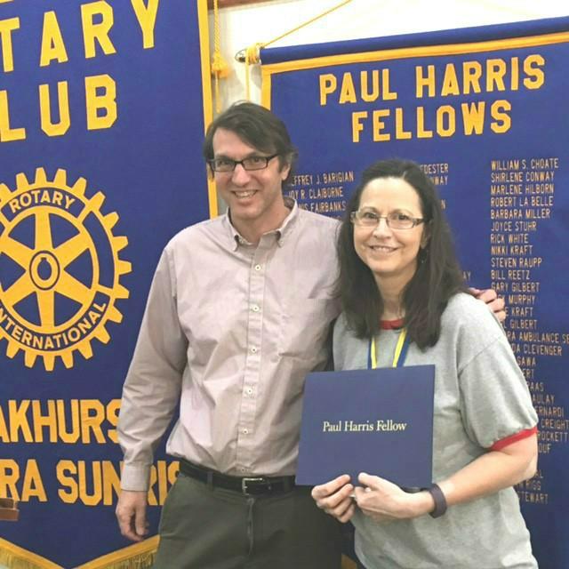 Madera County Librarian Patrick Fitzgerald