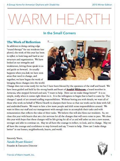Winter 2015 - Volume 39