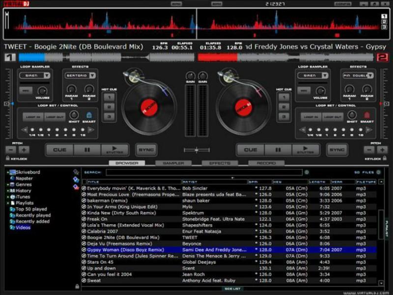 DJ Technology