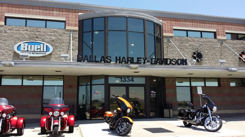 Dallas Harley Davidson