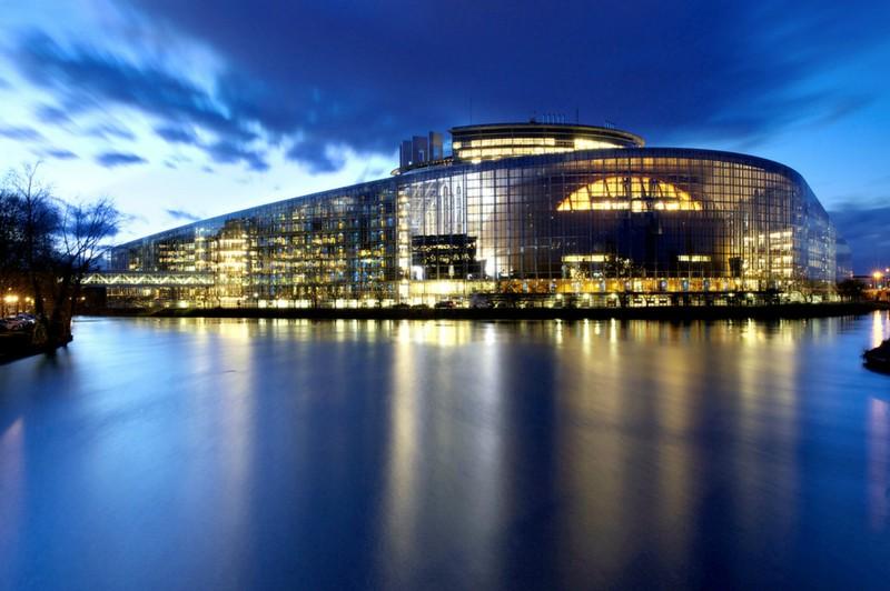 EU Headquarters Includes Pvt Shoppong Mall