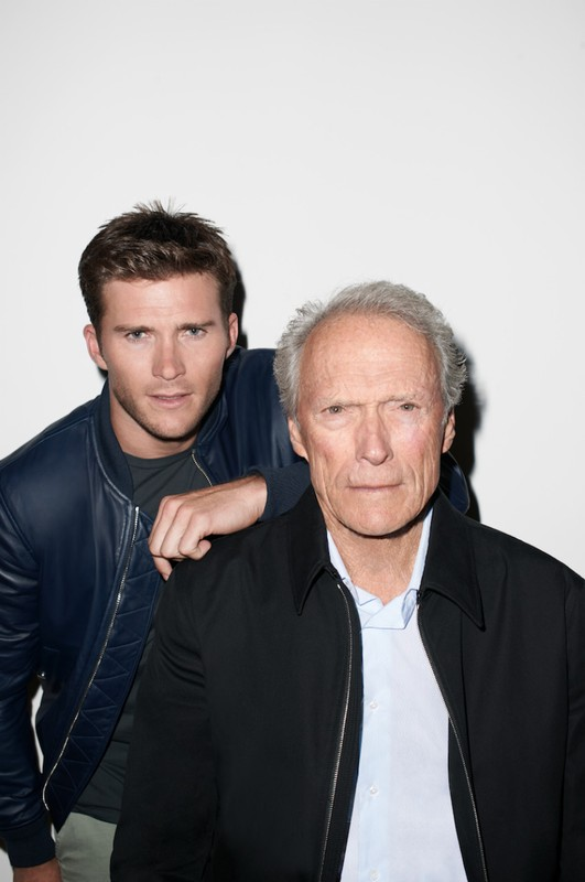 Clint and Son Seth