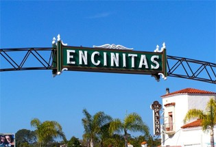 The Beach Community Of Encinitas Is Located Along A Six Mile Stretch Of  Pacific Coastline In Northern San Diego County. Known For Its Beautiful  Beaches, ...