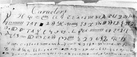 The Anthon Transcript
