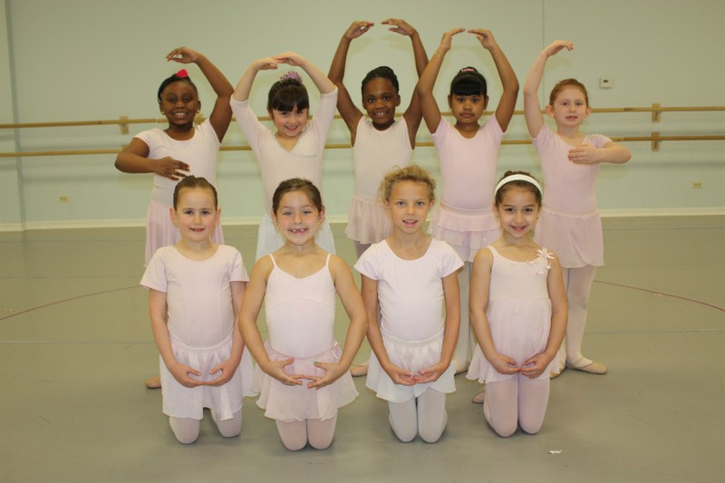 Pre-Ballet 2 (Performs in The Nutcracker)