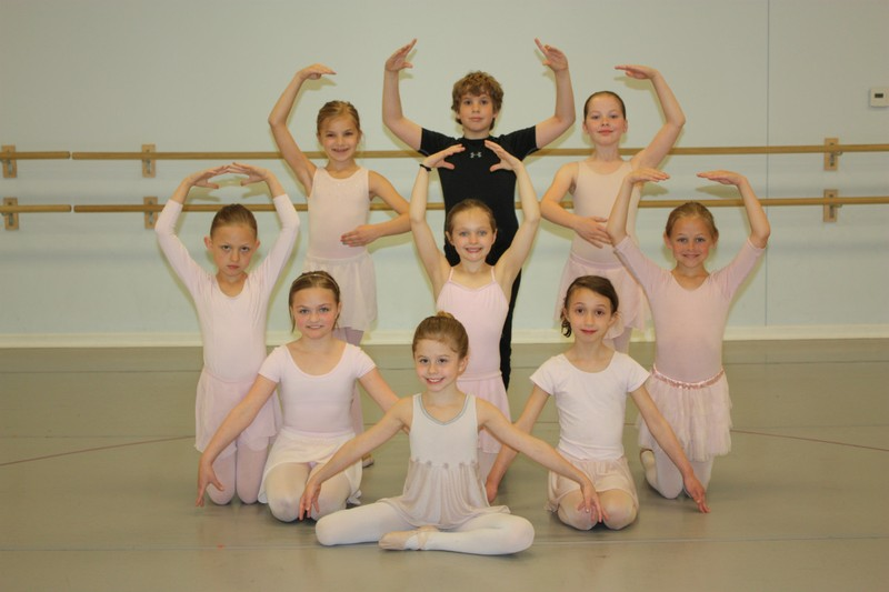 Ballet 1 (Performs in The Nutcracker)