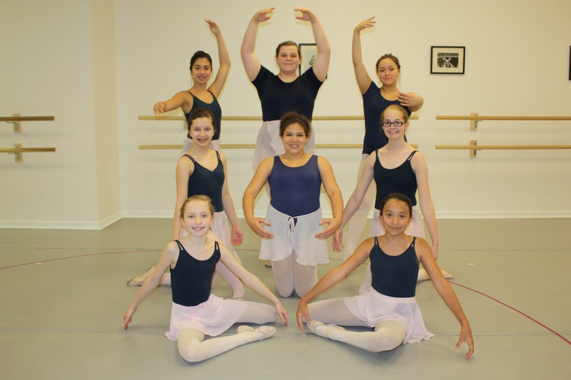 Ballet 3 (Performs in The Nutcracker)