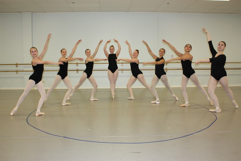 Pathway Intermediate/Advanced Ballet/Pointe