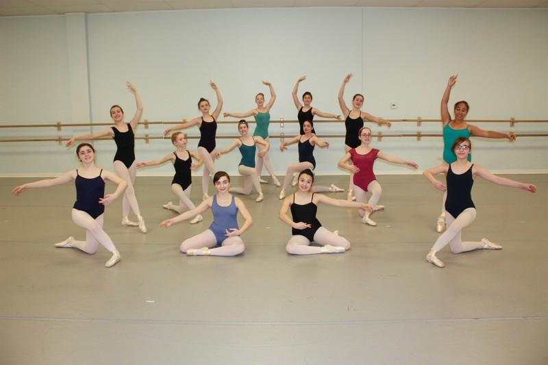 Pathway Beginning Ballet/Pointe