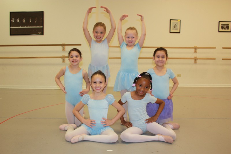 Pre-Ballet 1 (Performs in The Nutcracker)