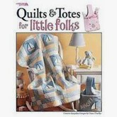 Quilt & Totes for Little Folks