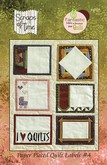 Paper Pieced Quilt Labels #4