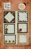 Paper Pieced Quilt Labels #6