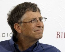 Bill Gates Microsoft founder