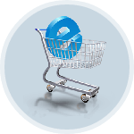 Start an online store with shopping cart software and secure payment gateway