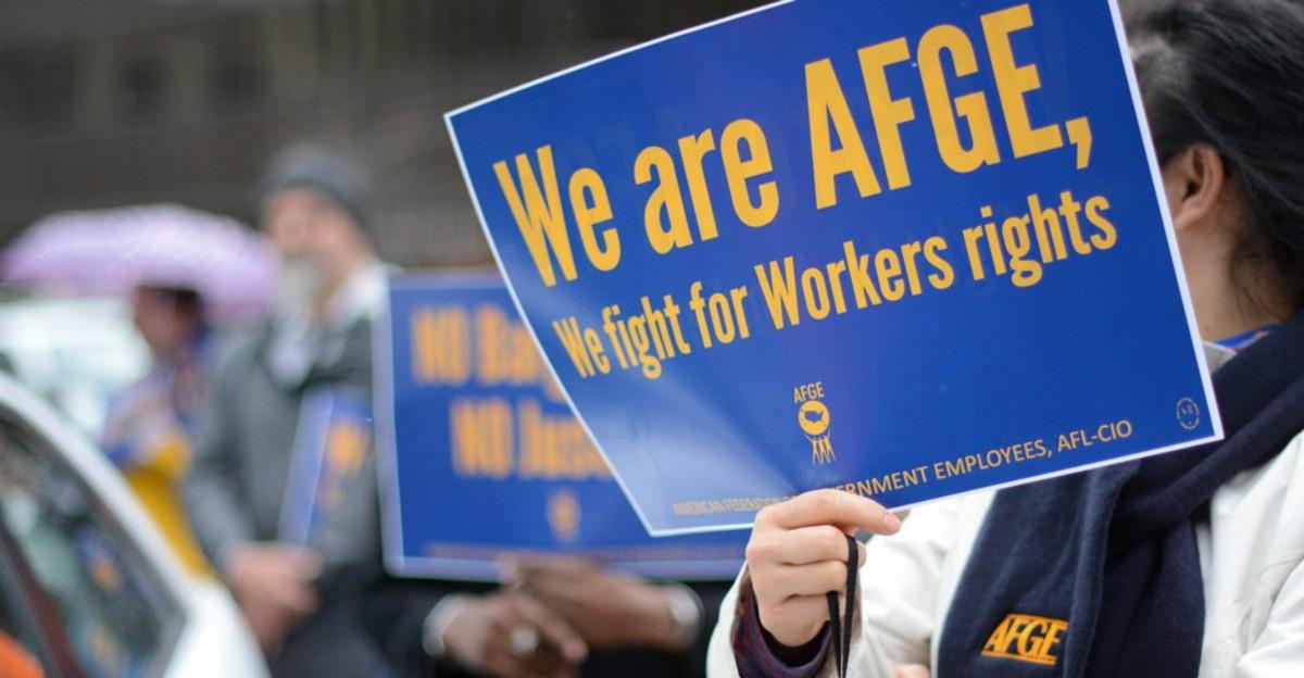 AFGE TSA Local 1260, AFL-CIO - News - AFGE's EEO Victory
