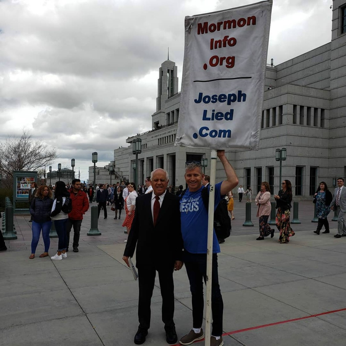 Dad's 1st General Conference