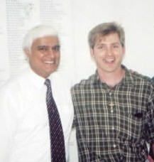 Ravi and Rob (Crystal Cathedral, 2004)